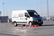 Der neue Nissan NV400: Noch mehr Effizienz und Sicherheit