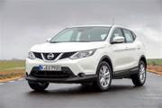 Nissan Qashqai ist sicherstes Familienauto