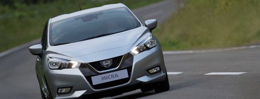 Nissan Micro Vorderseite